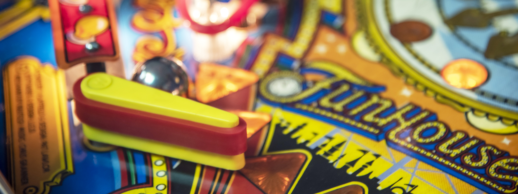 Header Image: Our Games & Pricing. Blizzard Mountain Pinball, Conifer, Colorado