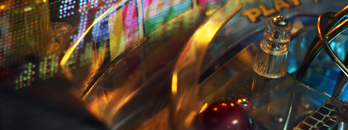 Header Image: Come Visit us. Blizzard Mountain Pinball, Conifer, Colorado