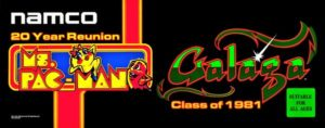 Video Games: Ms. Pac-Man and Galaga (1981)